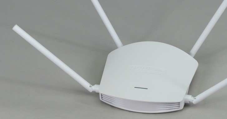 600Mbps 無線網路免千元,TOTOLINK N600R 無線路由器測試