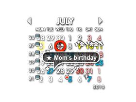 小日曆上雲端,Dropbox + Rainlendar 合體技