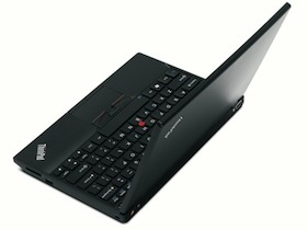 CES 2011:換裝 AMD Zacate,Lenovo ThinkPad X120e 更強更省電