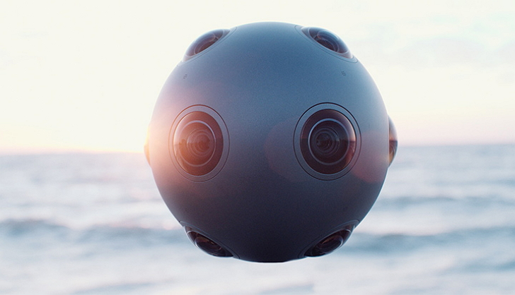 Nokia 帶著虛擬實境攝影機 Ozo camera 降價迎擊中國市場