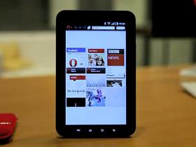 Opera 將在 CES 2011 發表平版電腦瀏覽器