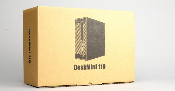 小電腦也能自己選配桌上型處理器,ASRock DeskMini 110 試用