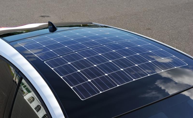 不再是「花拳繡腿」,Toyota Prius PHV太陽能電池可增加續航力!