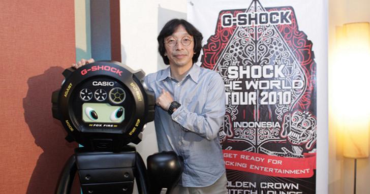 「G-Shock 手錶之父」伊部菊雄:我比較守舊,不太看好智慧手錶市場