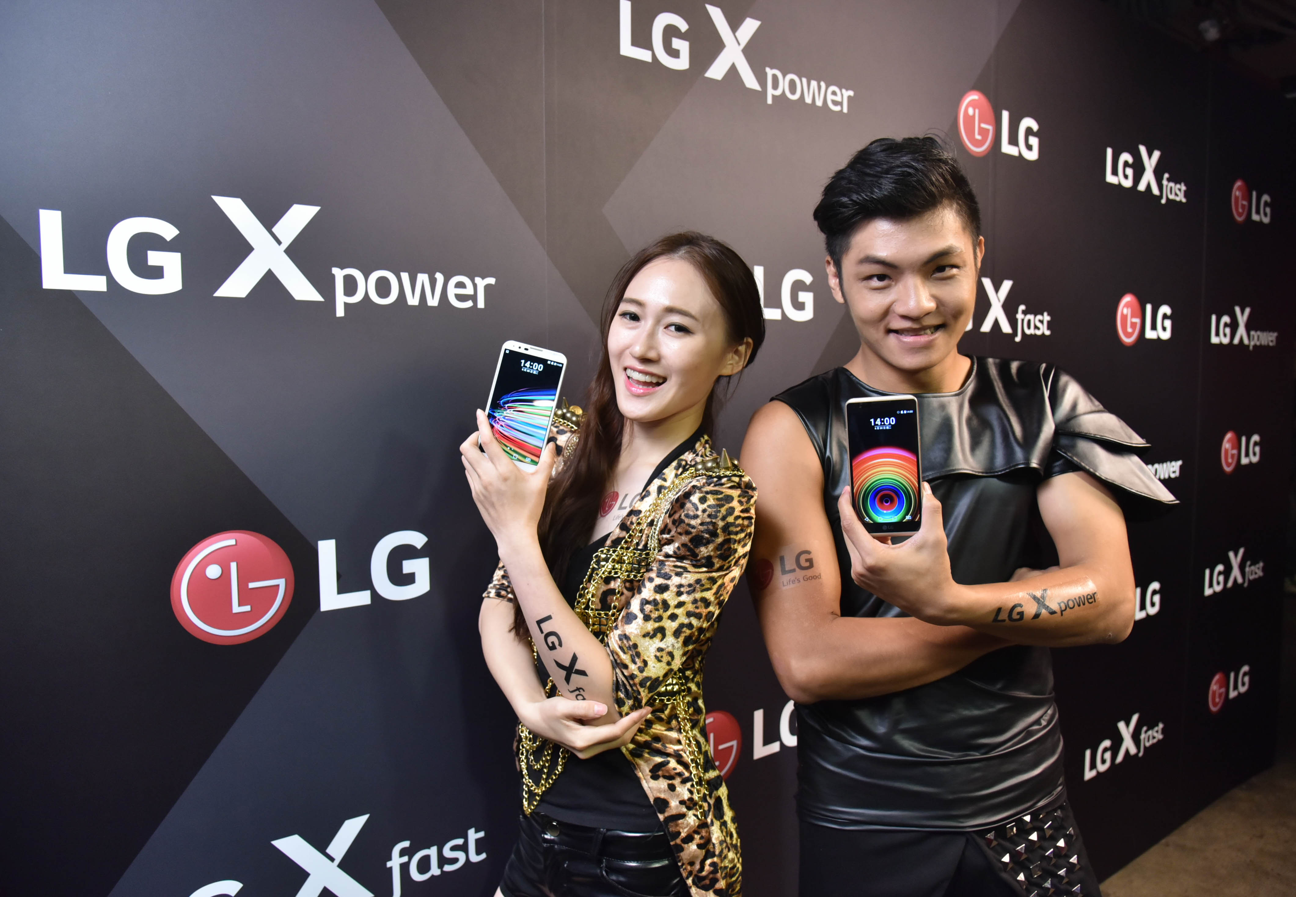 LG X Series上市 揮灑個性魅力風格 X戰力造就獨特體驗
