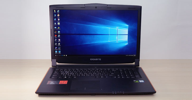 帶來新世代強勁性能的電競筆電:GIGABYTE P57X v6產品開箱與深度評測心得!