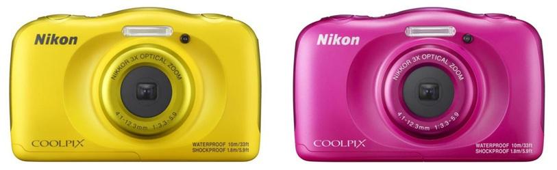 全球首款支援SnapBridge藍牙上傳照片的防水相機