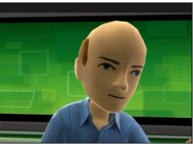 CES 2011:微軟開講 Avatar Kinect