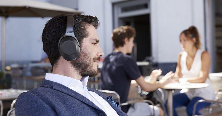 年度降噪耳機之王!Sony 全新無線降噪耳機 MDR-1000X 登場