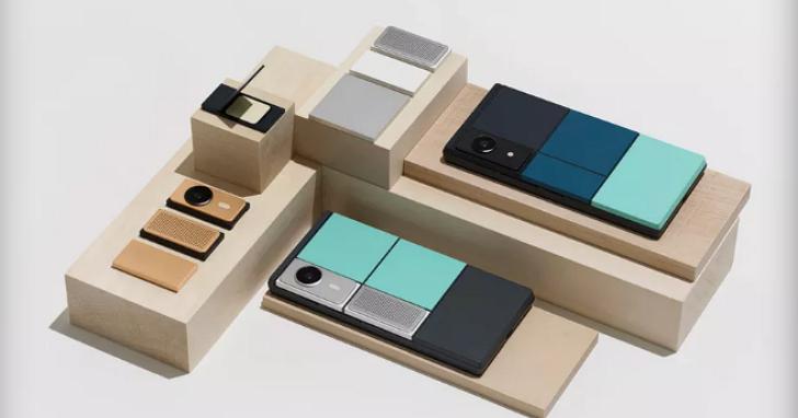 Google正式確認模組化手機Project Ara計畫已終止,未來不會上市