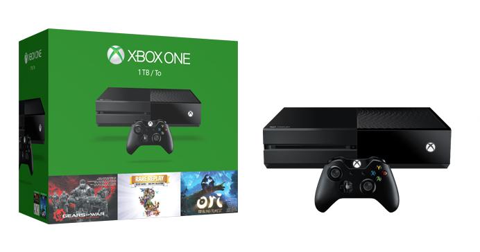 遠傳大寬頻推優惠,Xbox One單機版假期同捆組$4990