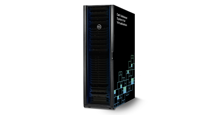 戴爾全新系統與解決方案,加速融合式基礎架構採用