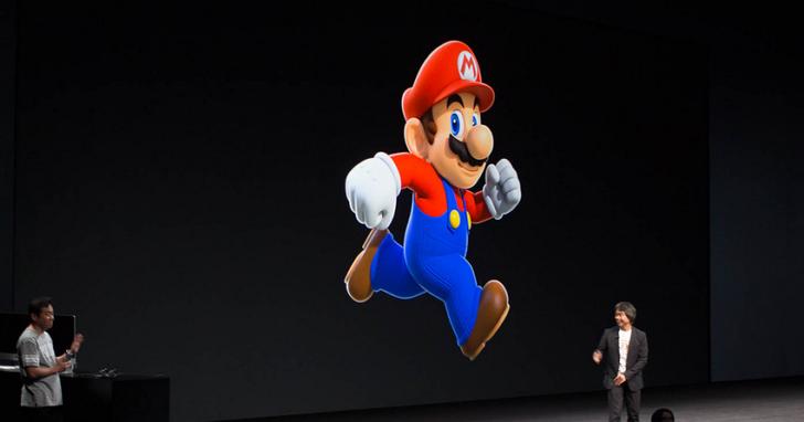 分析師預測瑪莉歐手機版「Mario Run」下載次數將超越 Pokeman Go 三倍