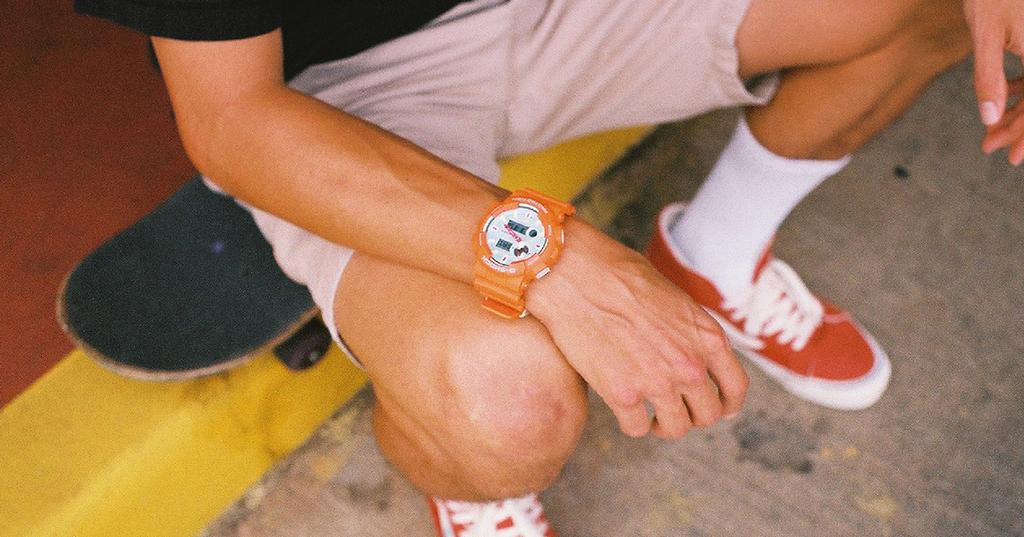 G-SHOCK x IN4MATION 七度聯名,多功能衝浪錶款席捲街頭時尚