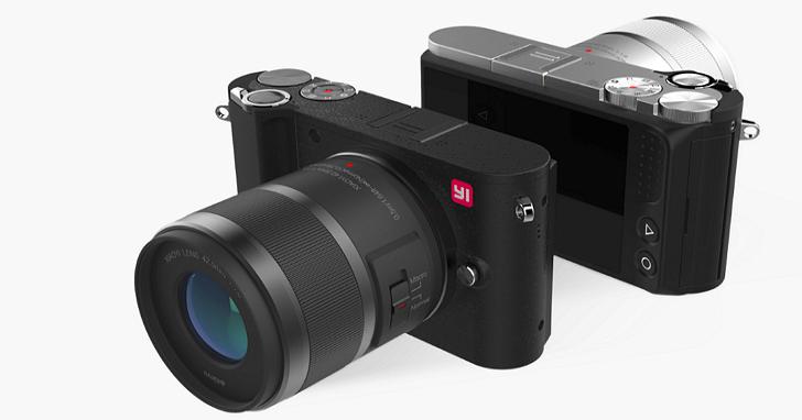 小蟻微單眼相機 M1 發布,除了便宜還有什麼優勢?
