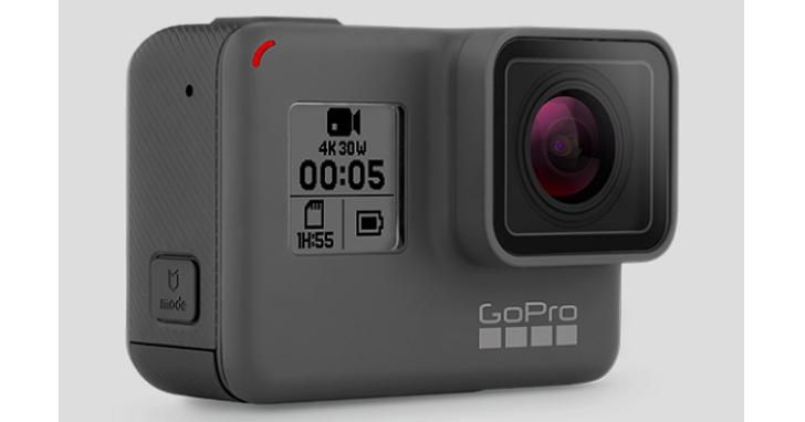 防水、語音控制GoPro Hero 5正式發表!還新增訂閱服務GoPro Plus