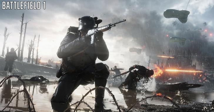 EA 公布 Battlefield 1 電腦版硬體需求,也許你需要更高等級顯示卡