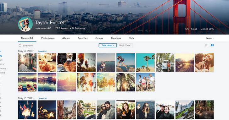 雅虎 Flickr 宣佈才推出兩年的商業化照片授權服務 Marketplace正式關閉