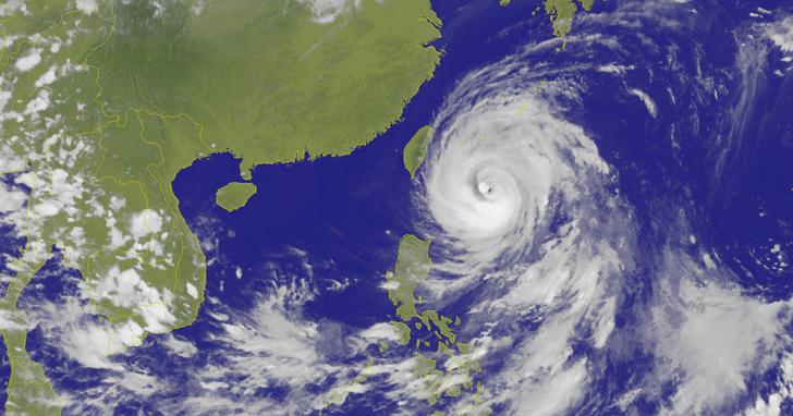 梅姬颱風影響各地區時間表、走勢圖、停班停課與即時降雨 懶人包總整理