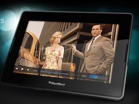 CES 2011:有新意的 BlackBerry PlayBook 7吋平板