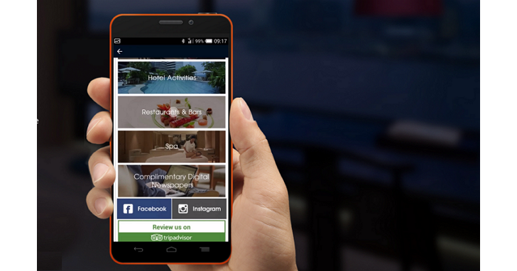 這家提供香港飯店免費上網手機的公司,獲得了 1.25 億美元投資