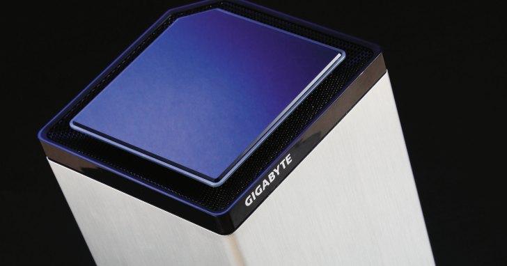 GIGABYTE BRIX Gaming UHD- 自己的電腦規格自己決定