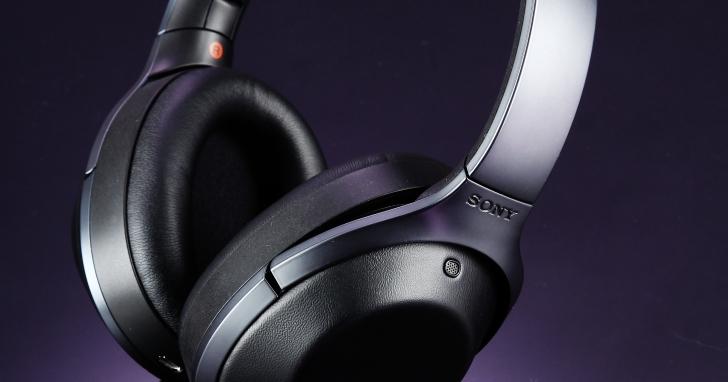 Sony MDR-1000X- 結合手勢操作,無線抗噪更貼心