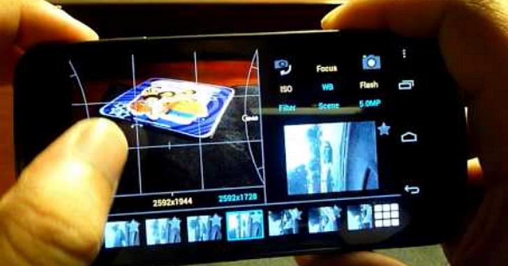 手機攝影徹底研究介面篇:別只會用傻瓜模式,看懂手機的基本拍攝功能