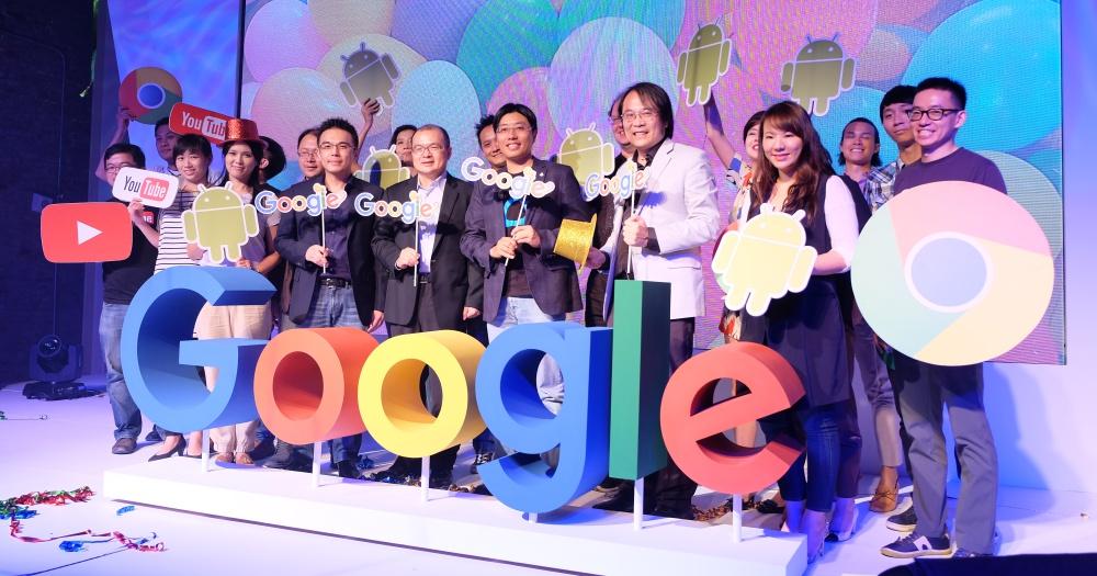 期間限定,Google 在華山打造十年好時光特展開放免費參觀