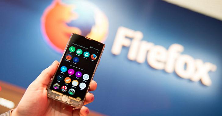 Firefox OS 作業系統終止商用發展,轉由社群接手