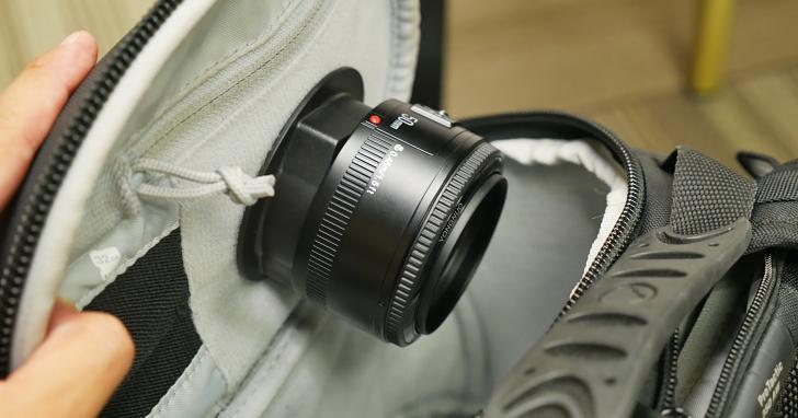 幫助你快速換鏡頭的神奇配件「LensPacks」現在台灣也可以買得到了 | T客邦