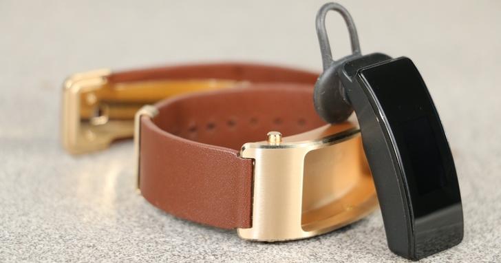 華為 TalkBand B3 將智慧手環和藍牙耳機合為而一