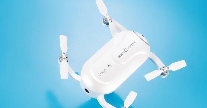 ZeroTech DOBBY- 口袋型自拍無人機