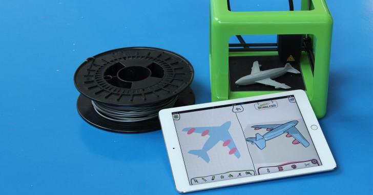 我家小孩也會用,Doodle3D帶來更簡易的3D建模工具