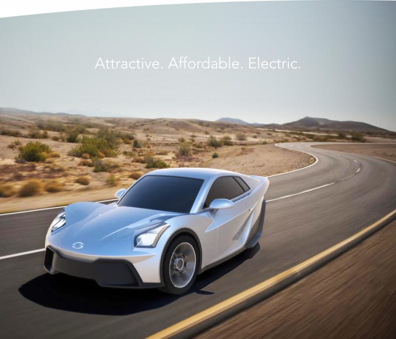 美國自行車廠商想打造一台一萬美元的電動車,他們說「只差」美金100萬元資金