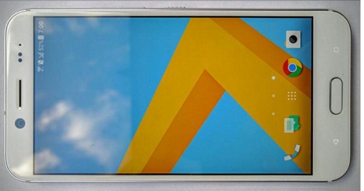 HTC Bolt全機實機照以及多張細節照曝光:沒有3.5mm耳機孔