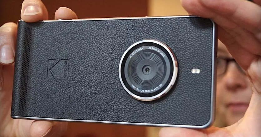 柯達推出 Ektra 智慧型手機,超復古外型、主打拍照功能