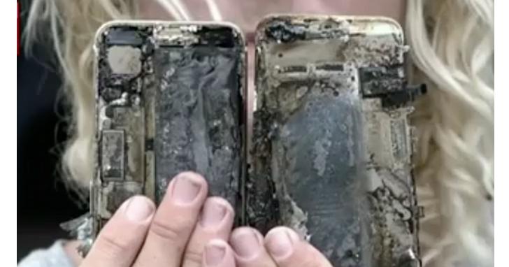 iPhone 7 也陷入了「自燃」疑雲?