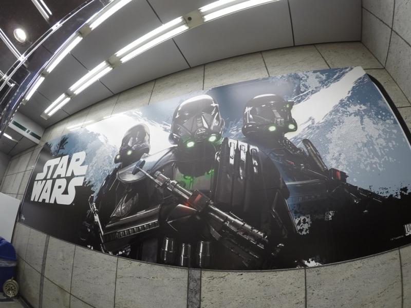 願原力與你同在,今年底前日本東急線特定站點發車音樂改播星際大戰