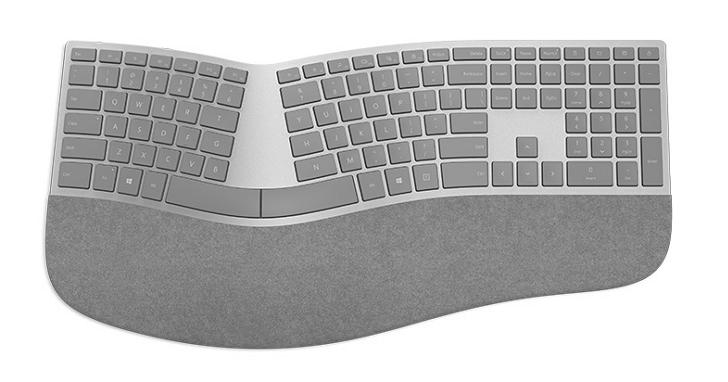 Surface周邊大爆發:Surface人體工學鍵盤、Surface 背光鍵盤、Surface滑鼠全上架