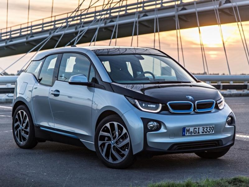 山寨就要玩大的!中國車廠山寨版 BMW i3,外觀相似度高達87分