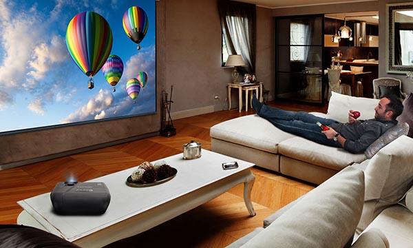 色彩飽和度提升20%,ViewSonic推出全新光艦劇院投影機PJD7720HD、PJD7831HDL