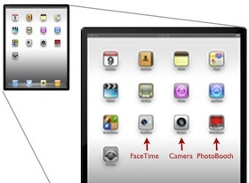 iPad 2 不能說的祕密,從 iOS 4.3 beta 2 偷偷看