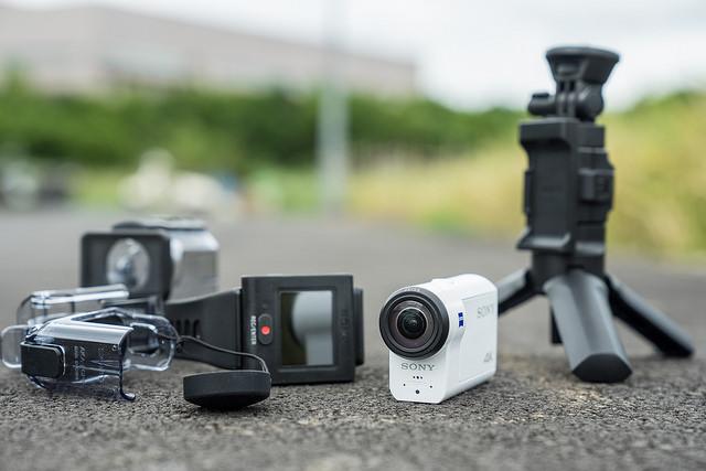 4K 動態影像拍攝,搭載 B.O.SS 光學防手震,全新配備讓運動攝影機更上一層 - Sony FDR-X3000R