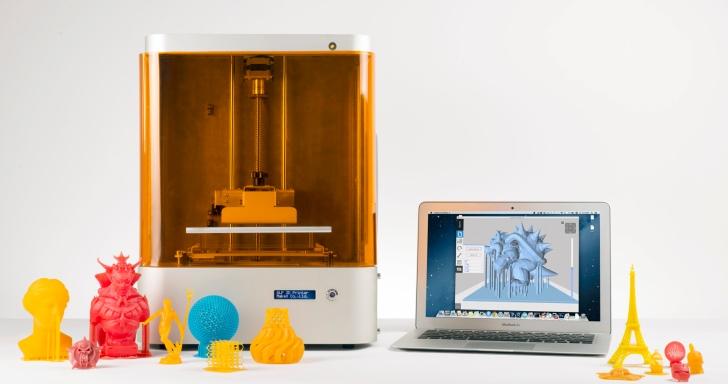 這台3D印表機不拼低價,M-Jewelry以高精度取勝