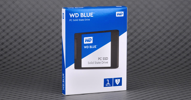 WD 再戰個人固態硬碟市場,Blue SSD 性能一致性實測