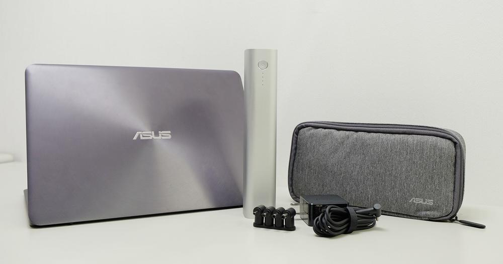 超狂大電量!ZenPower Max 26,800mAh 行動電源,可上飛機、充筆電、還可當手電筒