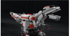 這不是樂高機器人套件,而是小米剛發佈的教育玩具米兔機器人