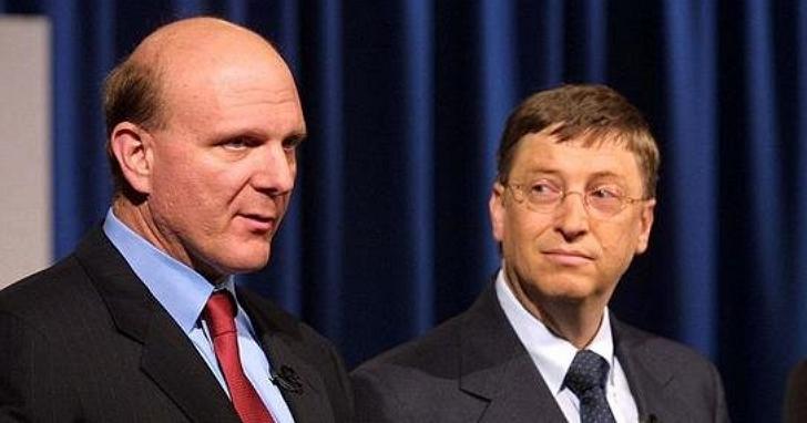 微軟前CEO巴爾默終於說出他在微軟最後幾年發生了什麼事,並承認與蓋茲曾疏遠