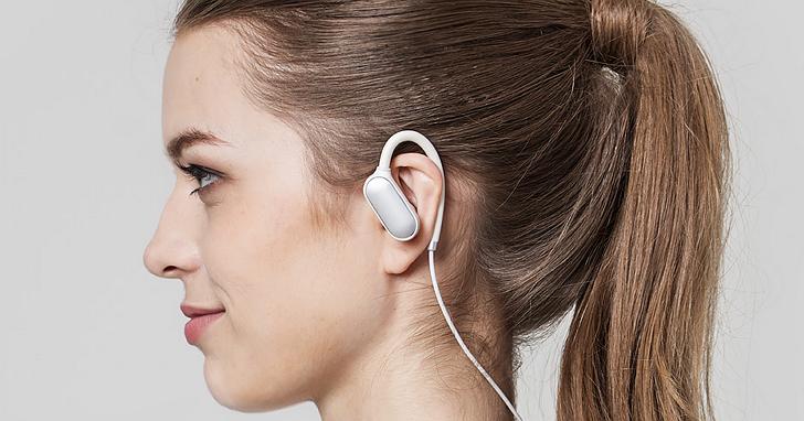 小米發佈運動藍牙耳機,價格不到台幣千元、外觀看上去就像戴了兩個小米手環